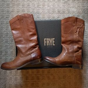 FRYE Melissa Pull On Boots